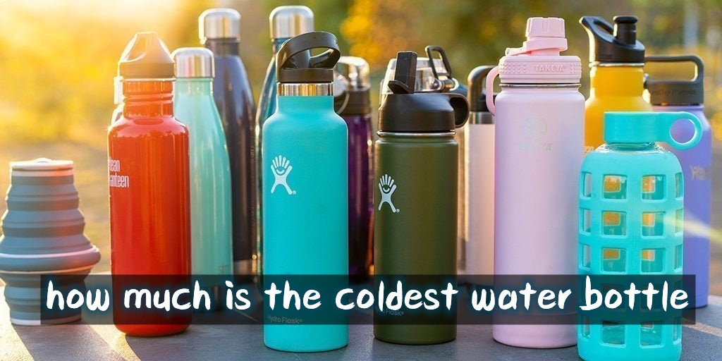 how much is the coldest water bottle