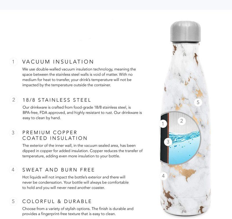 The 6 best water bottles keep water coldest
